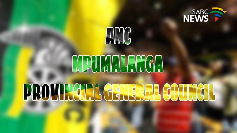 Mpumalanga ANC reiterates unity within movement - SABC News