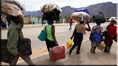 BeitBridge Border Twitter - Mixed reactions over the reopening of the Beitbridge border post