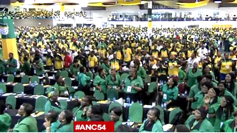 ANC conference credentials finally adopted - SABC News