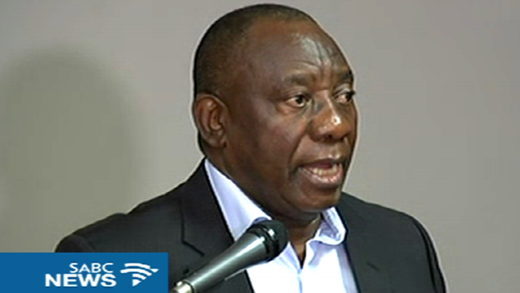 Cyril Ramaphosa was addressing leaders of organised labour at a NEDLAC meeting on Tuesday.