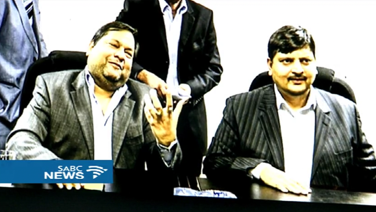 The Gupta brothers Ajay, Atul and Rajesh relocated to South Africa from India in 1993.