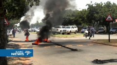 There's been a series of protests which have at times turned violent following the judgment.