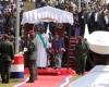 Weah sworn in as new Liberian president