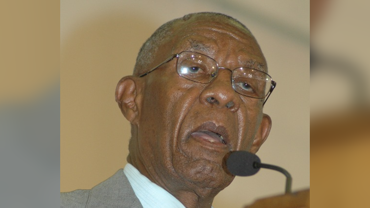 Lucas Manyane Mangope died on Thursday at the age of 94.