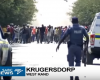 Situation remains tense in Krugersdorp