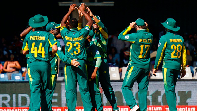 South Africa are on top of the International Cricket Council one-day rankings by a slender one point from India.