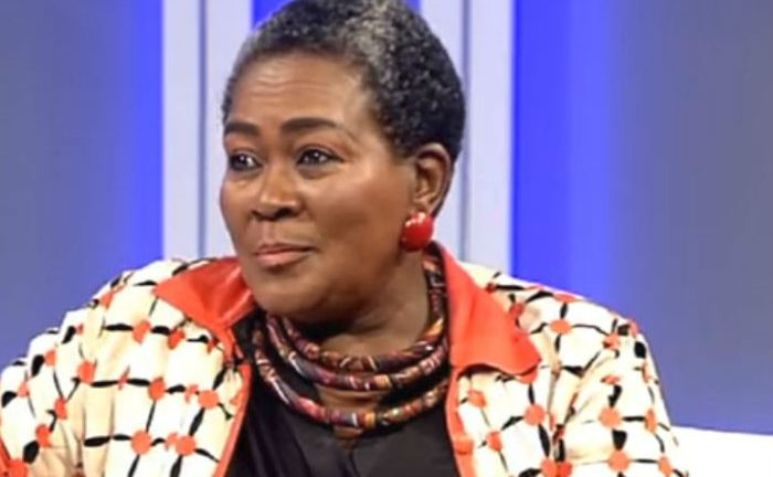 Connie Chiume will play the role of a mining elder.