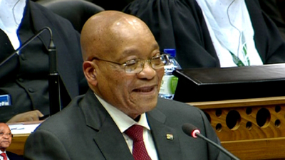 The future of Jacob Zuma now lies in the hands of the top six officials.
