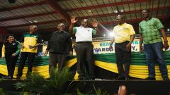 ANC leadership