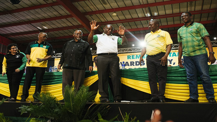 ANC leadership