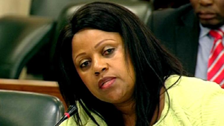 Dudu Myeni P - Dudu Myeni's delinquency trial postponed