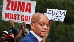 Zuma is scheduled to deliver the State of the Nation address on Thursday.