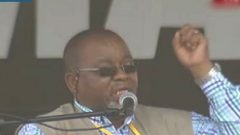 Gwede Mantashe says expropriation without compensation does not mean land grabs.
