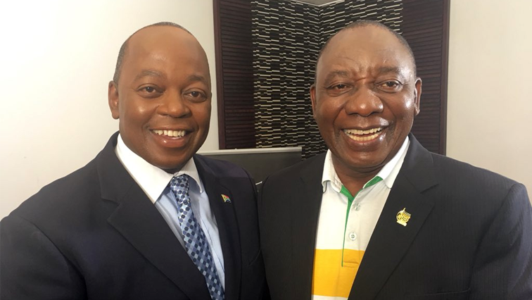 Peter Ndoro Cyril Ramaphosa