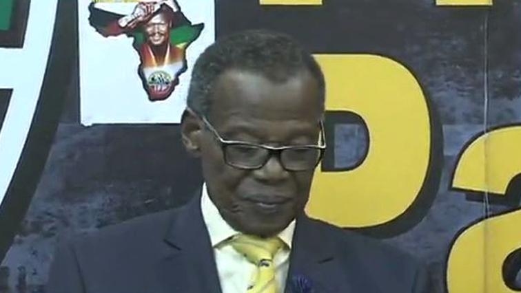 IFP President Inkosi Mangosuthu Buthelezi