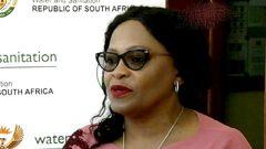Nomvula Mokonyane - Minister of Water and Sanitation