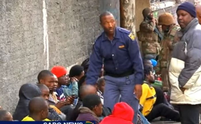 Operation Fiela aims to arrest illegal immigrants.