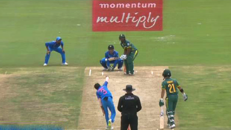 India takes a 2-0 win in the six match series.