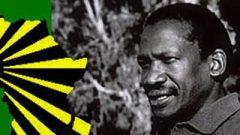 Robert Sobukwe.