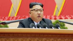 Nouth Koream leader Kin Jong Un
