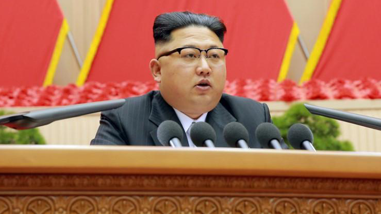 Nouth Koream leader Kin Jong Un