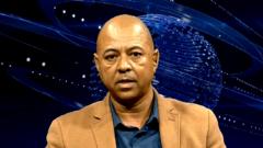 The Nelson Mandela Bay Metro Patriotic Alliance councillor, Marlon Daniels.
