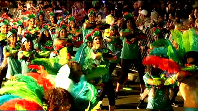 Cape Town Carnival Update: Cape Town Carnival Attracts Huge Crowds
