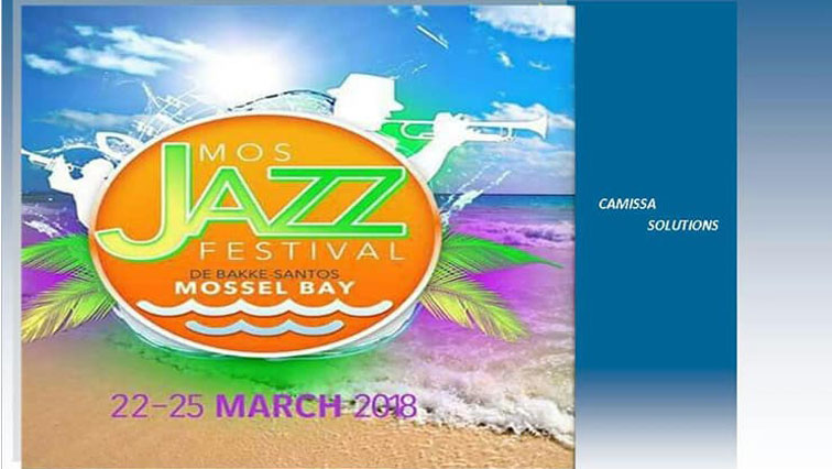Poster of the Mossel Bay Jazz Festival