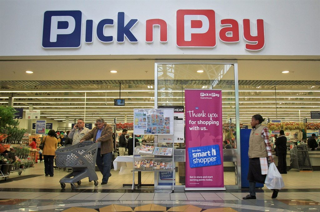 Pick n Pay store