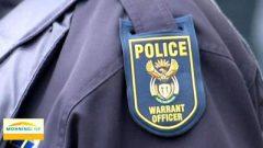 police badge - warrant officer
