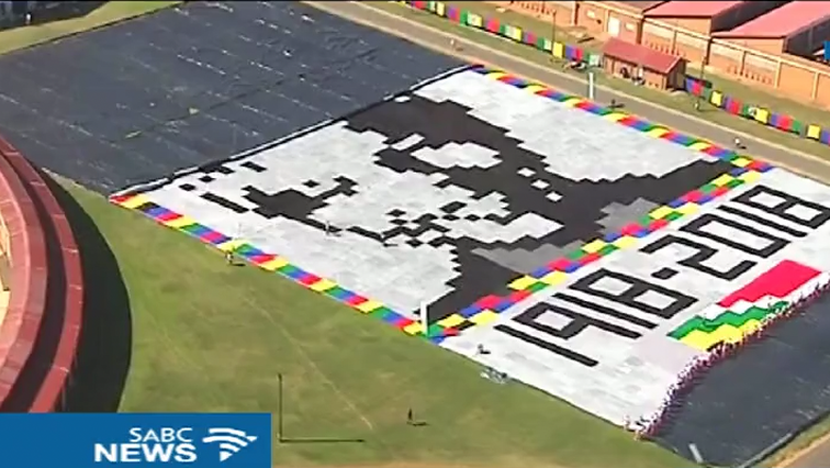 The Mandela Blanket