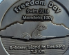 More than hundred swim from Robben Island to Cape Town in Freedom Swim