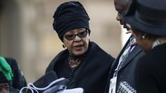 Winnie Madikizela-Mandela passed away last week at the age of 81 and will be buried on Saturday