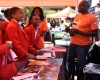 Mandela Day Launch with volunteer exhibitions targeting youth