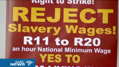 Saftu is calling on all workers across the country to reject the proposed R 20 per hour minimum wage.