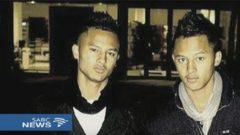 Brandon-Lee and Tony-Lee Thulsie