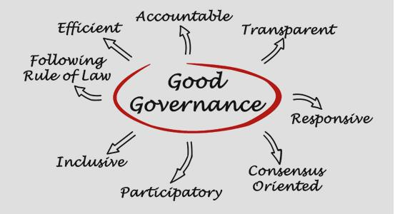 ښه حکومتوالي: Good Governance