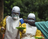 Three Ebola patients slip out of Congo hospital, medics race to control outbreak