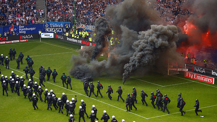 hamburg relegation