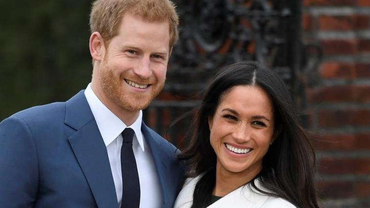 Coverage Of Royal Wedding.Windsor In Lockdown As Royal Wedding Approaches Sabc News