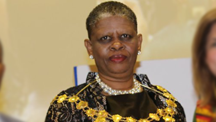 Durban mayor Zandile Gumede