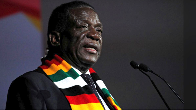 Emmerson Mnangagwa took over from long-time ruler Robert Mugabe last November.
