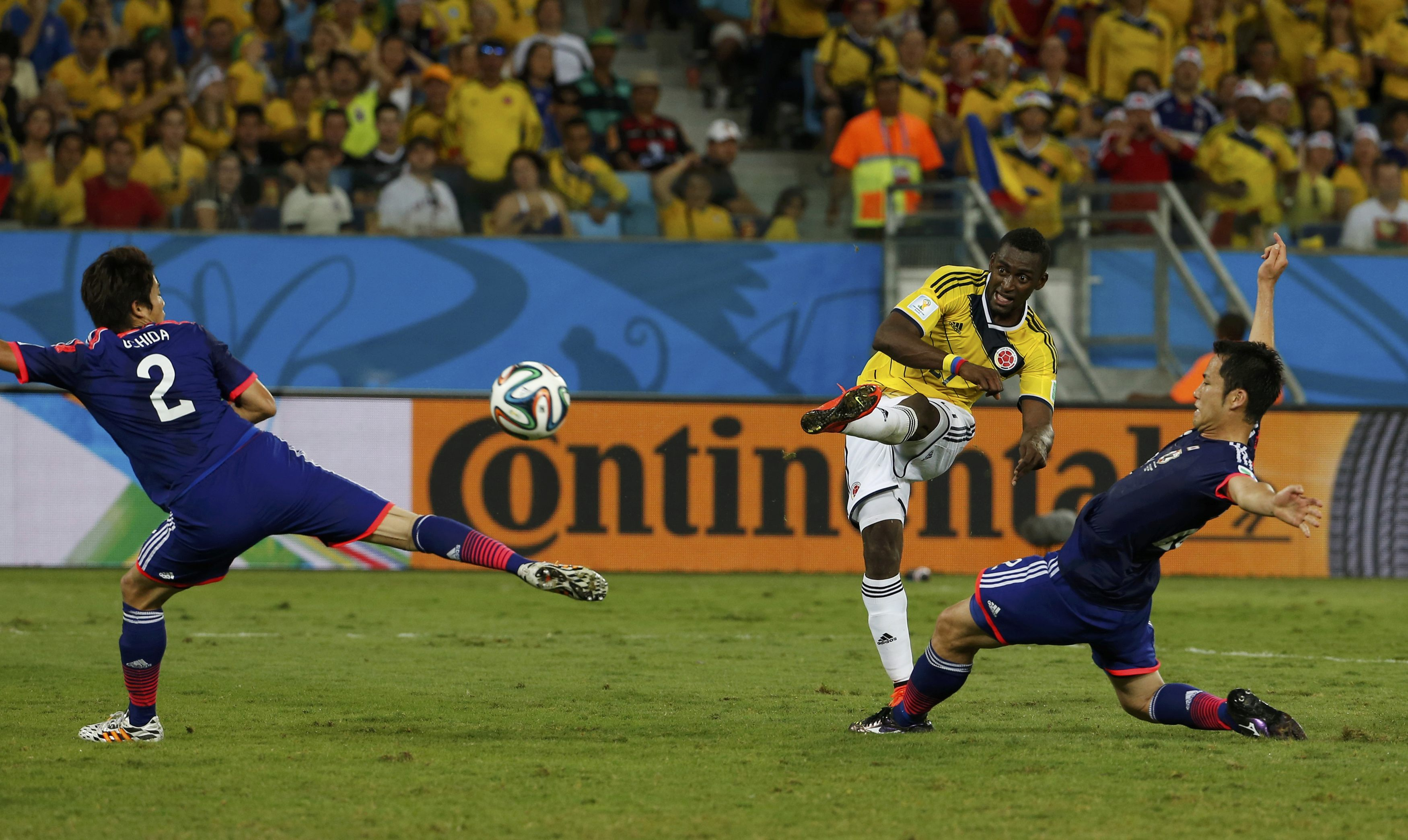 Preview  Colombia take on Japan after 4-1 trashing in 2014 World Cup ... 7d80c3dd1