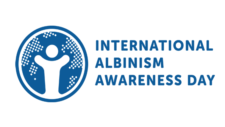 International Albinism Awareness Day logo