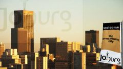 Image of Johannesburg buildings