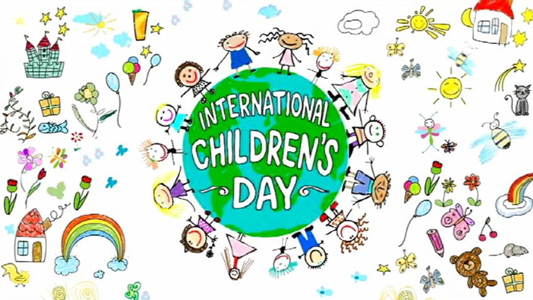 Friday is International Children's Day.