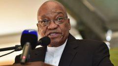For president, Jacob Zuma