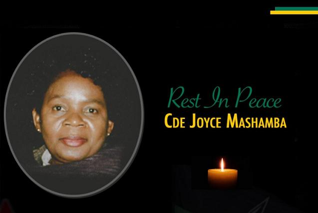 Joyce Mashamba