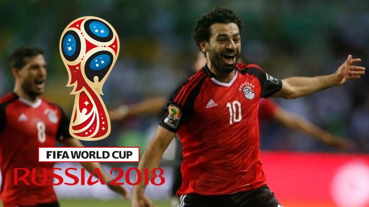 sneakers for cheap c20a5 0b133 All eyes on Salah as World Cup hosts take on Egypt - SABC ...