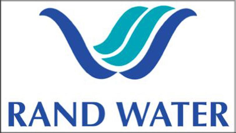 Rand water logo